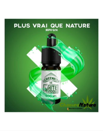 e-liquide au cbd white window