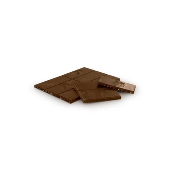 Chocolat au lait haut de gamme