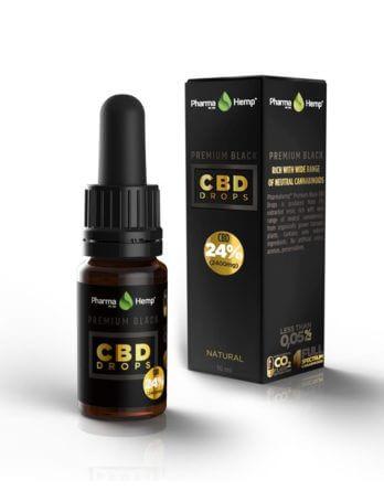 huile de CBD bio à l'huile d'olive